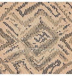 Snake skin vector