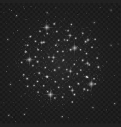stars-round-01 vector image