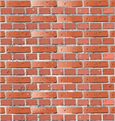 wall brick vector image