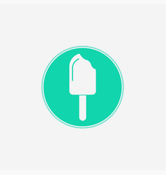 ice cream icon sign symbol vector image