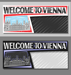 Layouts for vienna vector