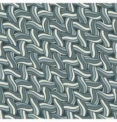weaving fiber texture vector image