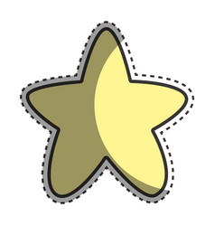 cuite light star image vector image vector image