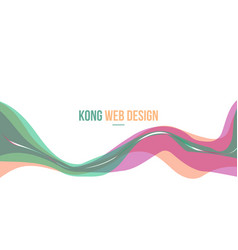 Header website abstract background modern style vector