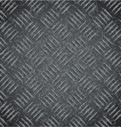 Metal dark gray texture background vector image vector image