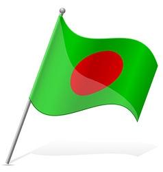 flag of Bangladesh vector image