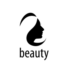 Logo beauty vector