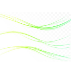 Three fresh abstract modernistic spring web vector