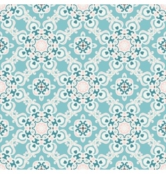 Abstract seamless tiled pattern for fabric vector image