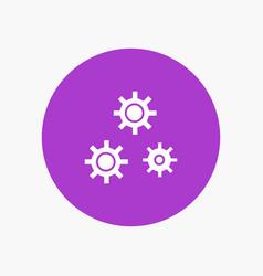Configuration gears preferences service vector