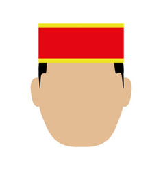Bellboy icon image vector