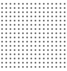 black round corner square dotted pattern design vector image