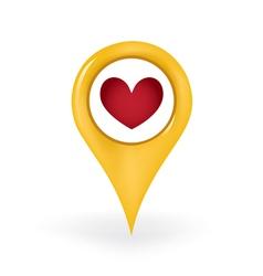 Favorite Location vector