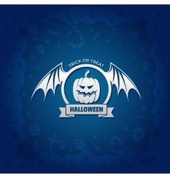 Beautiful Halloween Background vector image