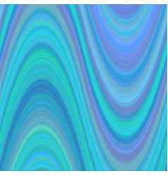 Light blue abstract wavy background from thin vector