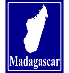 Madagascar vector