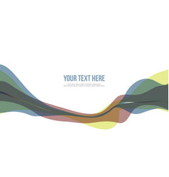 Banner header website abstract style collection vector