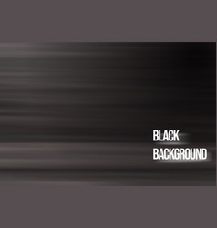 black background for wallpaper web banner vector image