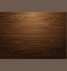 Brown wood wall with light background vector
