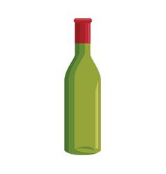 drink bottle beverage vector image