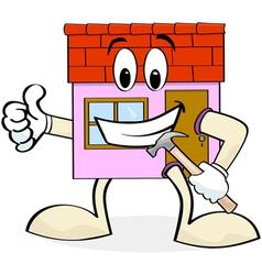 House renovation vector