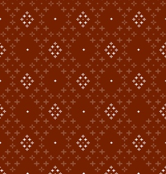 Patterns Thai Style vector image