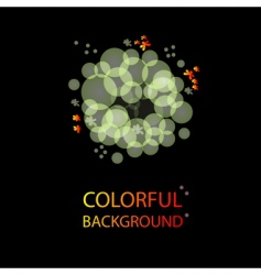 universal template for background vector image