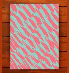Set of grunge vintage cards vector image vector image