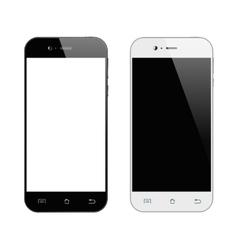 Smartphones vector image vector image