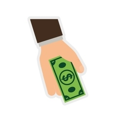Bill icon Money and Financial item vector