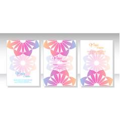 ethnic mandala ornament colorful ornamental vector image