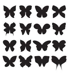 leptiri varijacija1 resize vector image vector image