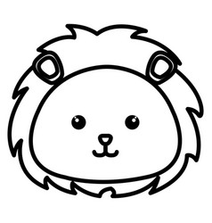 Animal lion vector