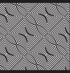 Black and white design background vector