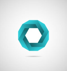Marvellous Hexagon vector
