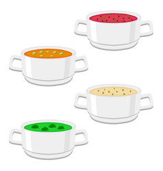 The soup vector
