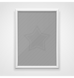 A4 Frame vector image vector image