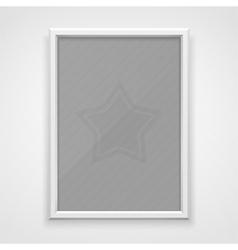 A4 frame vector