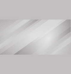 abstract gray and white gradient color oblique vector image