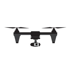 drone toy icon vector image