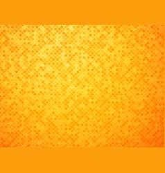 Abstract lozenge orange-yellow background vector