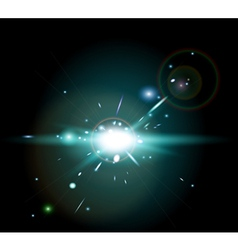 Supernova burst vector
