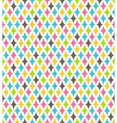 Seamless bright vertical abstract pattern vector
