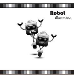 Robot clipart vector