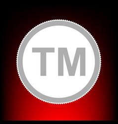 Trade mark style vector