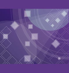 violet abstract background concept of the party vector image