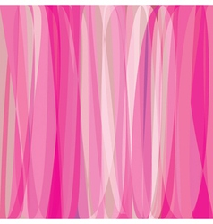abstract pink strip background vector image