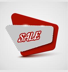 Incredible wow sale banner design template big vector