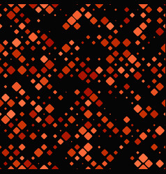 Abstract repeating diagonal rounded square vector