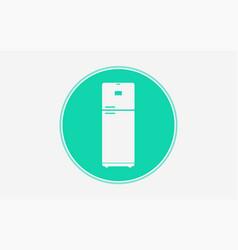refrigerator icon sign symbol vector image